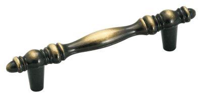 Allison™ Value Hardware Pull - Antique Brass