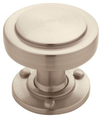 Rochdale™ Knob - Satin Nickel