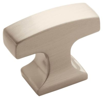 Westerly™ T Knob - Satin Nickel