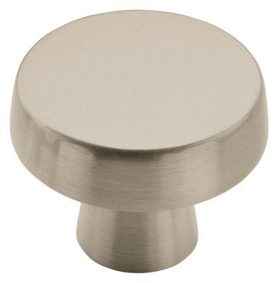 Blackrock 1-5/8'' Round Knob - Satin Nickel