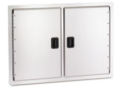 Legacy Stainless Steel Double Access Doors