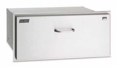 Select Stainless Steel Masonry Drawer