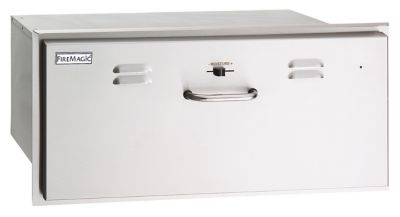 Select Stainless Steel Electric Warming Drawer