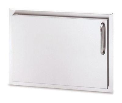 Select Stainless Steel Single Access Door with Left Door Hinge