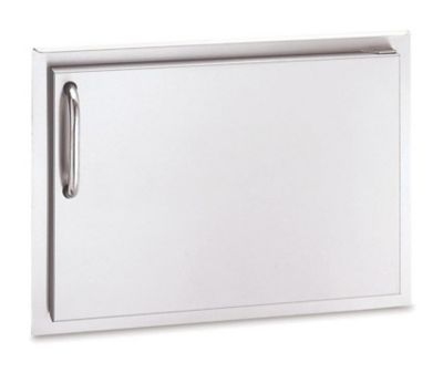 Select Stainless Steel Single Access Door with Right Door Hinge
