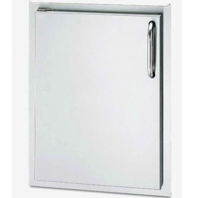 Select Stainless Steel Single Access Door with Left Door Hinge