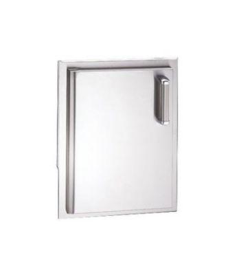 Premium Stainless Steel Single Access Door with Left Door Hinge