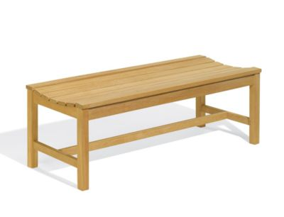 Oxford Backless 4' Bench