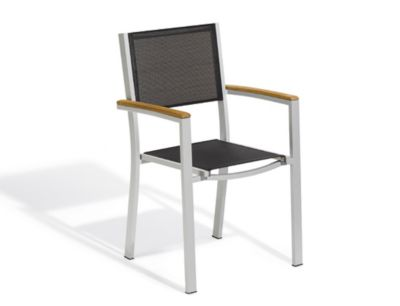 Travira Stacking Armchair - Pack of 2