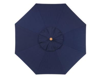 6' Octagonal Polyester Market Umbrella