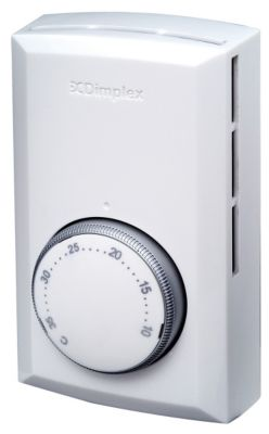 Wall Thermostat - White