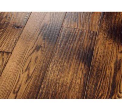 Smoked Specialties™ Sandstone-White Oak Scraped 3/4