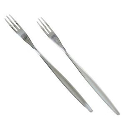 Stainless Steel Pickle Forks - Set of 2