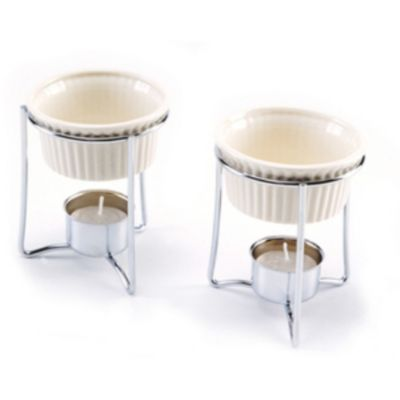 Butter Warmers - Set of 2