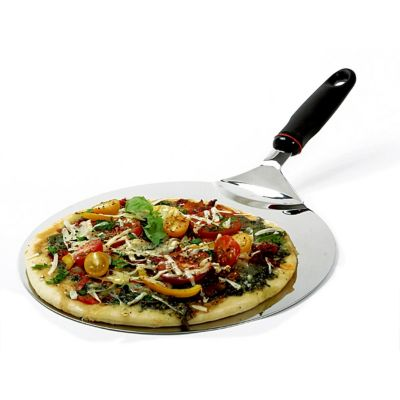 GRIP-EZ® Stainless Steel Cake/Pizza Lifter