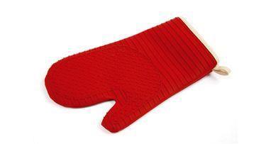 Silicone/Fabric Oven Glove
