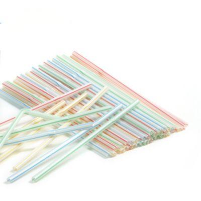 50 Piece Flexible Disposable Straws
