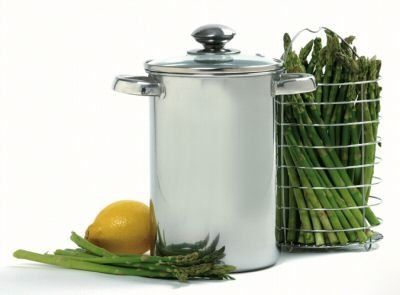 Stainless Steel Asparagus Cooker