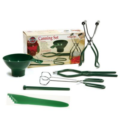 6 Piece Canning Set
