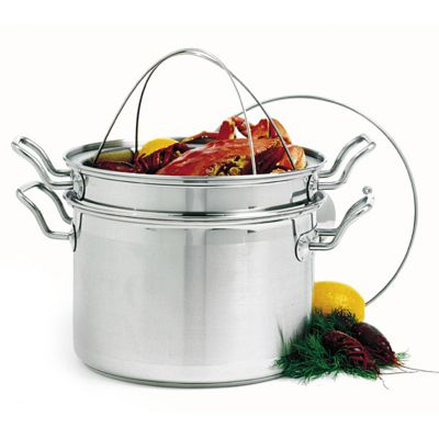 KRONA® 8 Qt. Steamer/Cooker 4 Piece Set