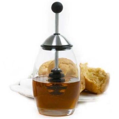 Silicone Honey Dipper Set