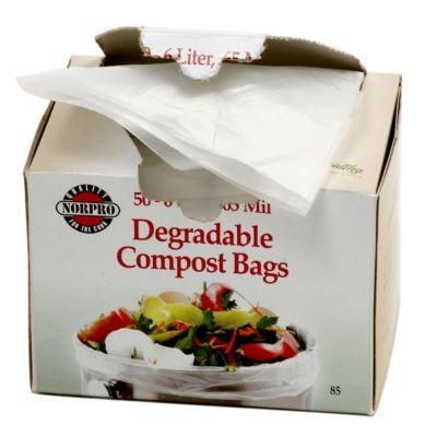 Degradable Compost Bags
