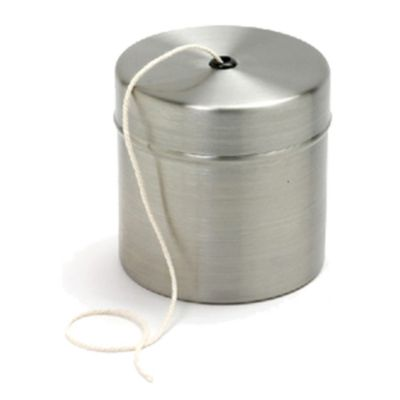 Stainless Steel Holder with Twine