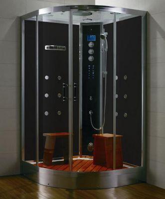 RoyalCare 2-Person Corner Steam Shower