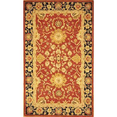 Anatolia 500 Area Rug - Red/Navy