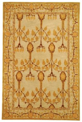 Anatolia 500 Area Rug - Pale Blue/Gold