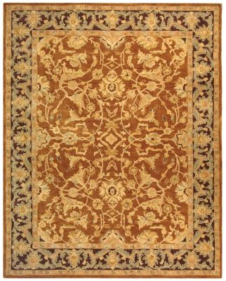 Anatolia 500 Area Rug - Gold/Brown