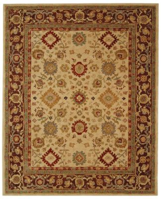 Anatolia 500 Area Rug - Ivory/Brown
