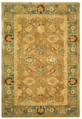 Anatolia 500 Area Rug - Brown/Blue