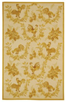 Chelsea 200 Area Rug - Ivory/Gold