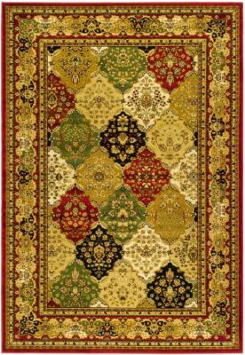 Lyndhurst Area Rug - Multi/Red