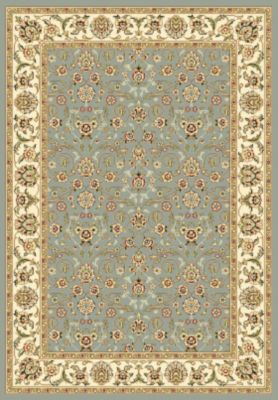 Lyndhurst Area Rug - Light Blue/Ivory