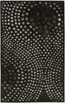 Soho 600 Decor Area Rug - Dark Grey