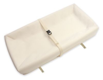 Organic Cotton 4-Sided Contoured Waterproof Changing Pad