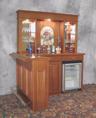 Jersey Walk Up Bar