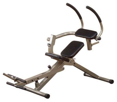 Best Fitness Semi-Recumbent Abdominal Bench