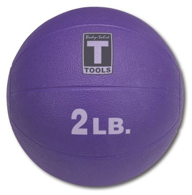 Purple 2 lb. Medicine Ball
