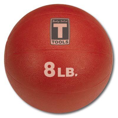 Red 8 lb. Medicine Ball