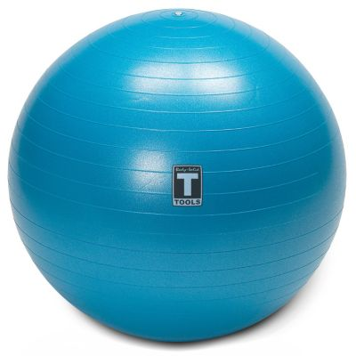 Blue 75cm Stability Anti-Burst Exercise Ball