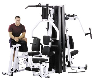 Classic 2 Stack Multi-Station Light Commercial Gym