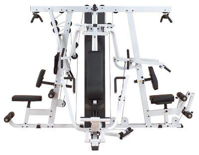 Multi-Station 3-4 Stack Commercial Gym