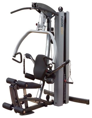 Fusion 500 Gym with 210 lb. Weight Stack