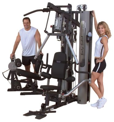 Bi-Angular® 2-Stack Home Gym