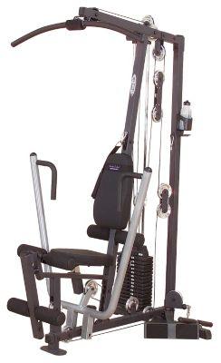 Multi-Station Home Gym