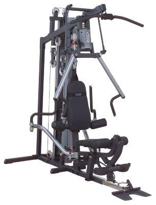 Bi-Angular Home Gym