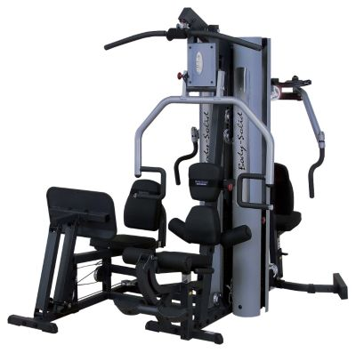 2-Stack Light Commercial Gym